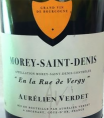 Morey-Saint-Denis 'En La Rue de Vergy'