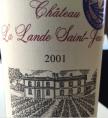 Château La Lande Saint Jean