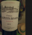 Château Les Petits Arnauds Tradition