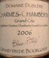 Charmes Chambertin Grand Cru