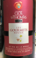 Château St Thomas Les Gourmets Rouge