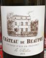 Château de Beaupré - Le Château