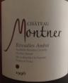 CHATEAU MONTNER Rivesaltes Ambré