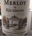 Merlot By Haussmann
