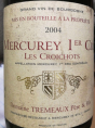 Mercurey 1er Cru Les Croichots
