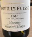 Pouilly-Fussé Cuvée Vieilles Vignes