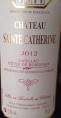 Château Sainte Catherine