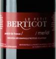 Petit Berticot Merlot
