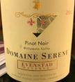 Pinot Noir Evenstad Réserve