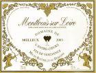 Montlouis Moelleux 2003 Fin de vendange