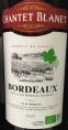 Bordeaux Vin Biologique