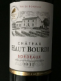 Château Haut Bourdi