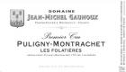 PULIGNY MONTRACHET 1er cru Les Folatières