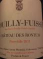 Pouillly-Fuissé - Pierrefolle