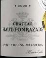 Château Haut-Fonrazade