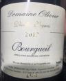 Bourgueil Vieilles Vignes