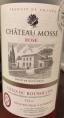 Château Mossé Rosé