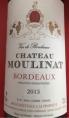 Château Moulinat Bordeaux