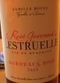 Le Rosé Gourmand de Lestruelles