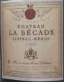 Château La Bécade