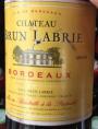 Château Brun Labrie