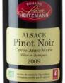 Pinot Noir Cuvée Anne Marie