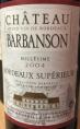Château Barbanson