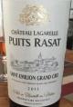Château Lagarelle Puits Rasat