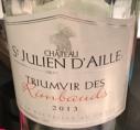 Château St Julien d'Aille