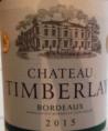 Château Timberlay Bordeaux