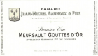 MEURSAULT 1er cru La Goutte d'Or