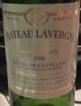 Château Lavergne Cuvée Prestige
