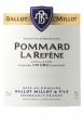 Pommard Premier Cru La Réfène