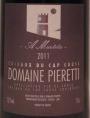 Domaine Pieretti - A Murteta