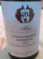 Gewurztraminer Heimbourg