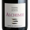 Domaine dumas côte de brouilly « cuvée alchimie»