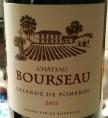 Château Bourseau