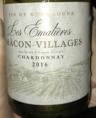 Les Emalières Mâcon-Villages