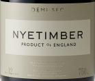 Nyetimber - Demi Sec