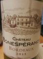 Château Bonespérance