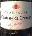 Champagne Comtesse de Gramont - Brut