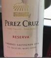 Pérez Cruz - Cabernet Sauvignon