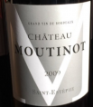 Saint-Estèphe - Château Moutinot