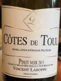 Côtes de Toul Pinot Noir