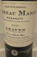 Château Mamin