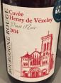 Cuvée Henry de Vézelay