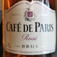 Café de Paris Rosé Brut