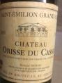 Château Orisse du Casse