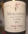 Marsannay - Nicolas Cheuriet