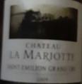 Château la Mariotte